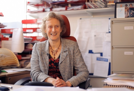 Meet the ambassadors: Professor Dame Athene Donald