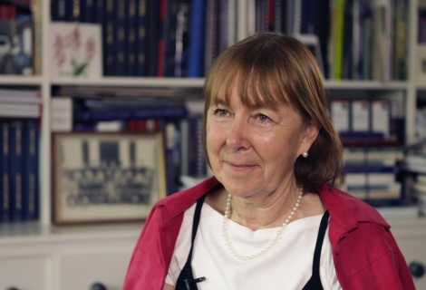Meet the ambassadors: Professor Frances Ashcroft