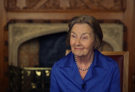 Meet the ambassadors: Baroness Pauline Perry
