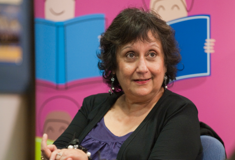 Podcast: Exploring cultural identity with journalist Yasmin Alibhai-Brown