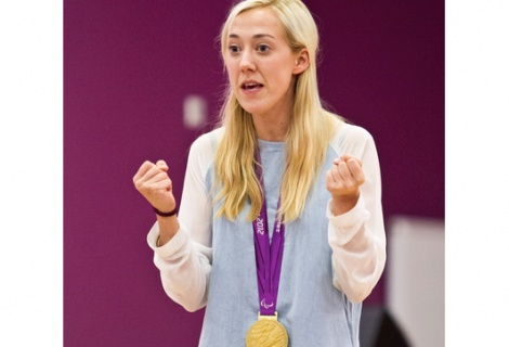 Age: A week in my life - Lily van den Broecke MBE, gold medallist