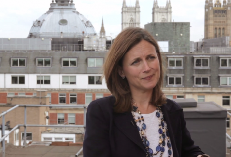 Meet the ambassadors: Katie Derham