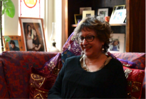What I See meets… Yasmin Alibhai-Brown